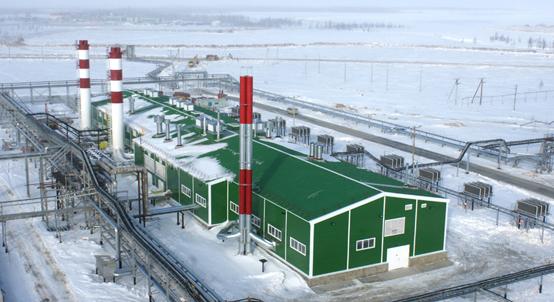 Пост и дизельная электростанция 300 кВт отправляются в аренду в город Тобольск Тюменской области